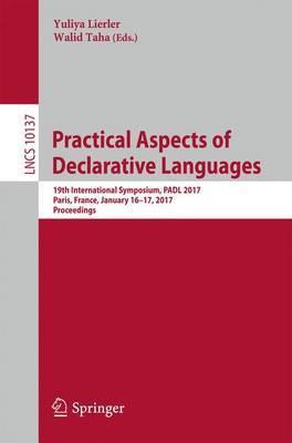 Practical Aspects of Declarative Languages image