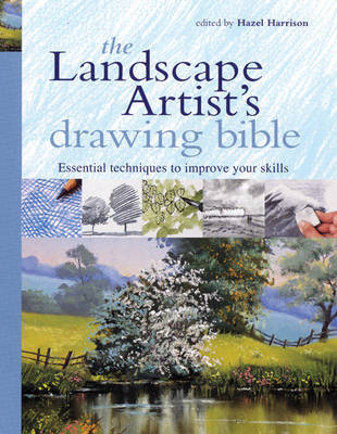 The Landscape Artist's Drawing Bible by Hazel Harrison image