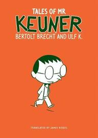 Tales of Mr. Keuner by Bertolt Brecht