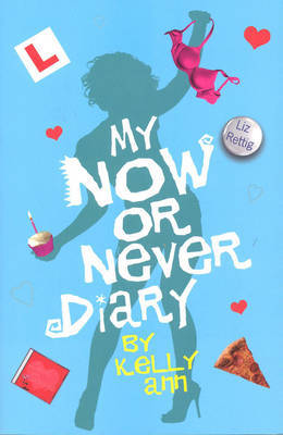 My Now or Never Diary by Liz Rettig image