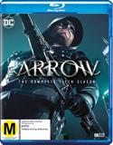 Arrow - Season 5 on Blu-ray