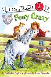 Pony Scouts by Catherine Hapka image