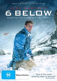 6 Below on DVD