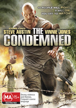 The Condemned on DVD