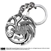Game Of Thrones - Targaryen Sigil Keychain