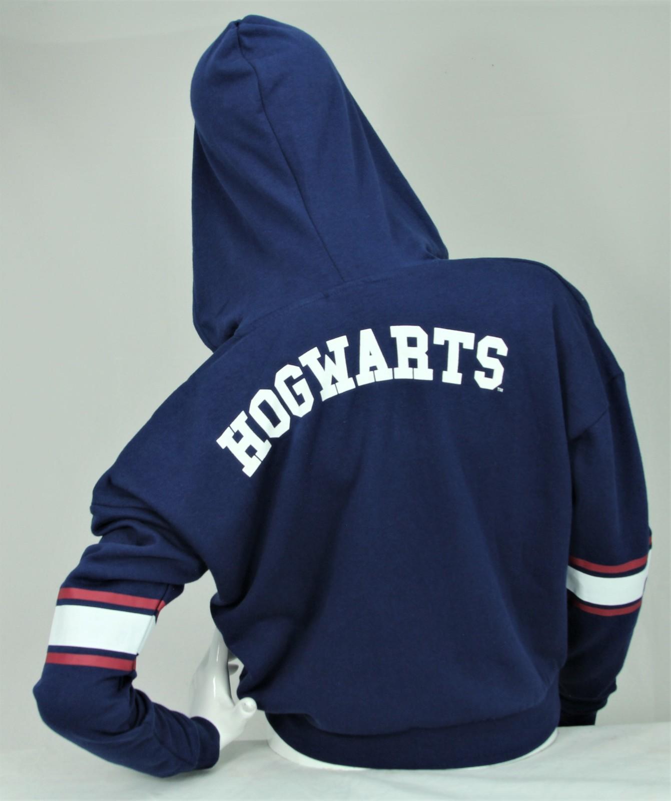 Harry Potter: Hogwarts Varsity - Lace-Up Hoodie (Large) image