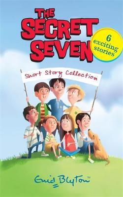 Secret Seven Short Story Collection by Enid Blyton image