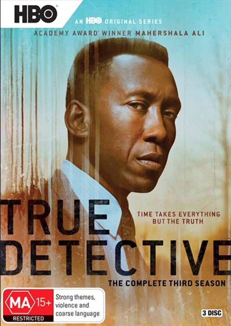 True Detective: The Complete Third Season on DVD image