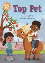 Reading Champion: Top Pet by Jenny Jinks