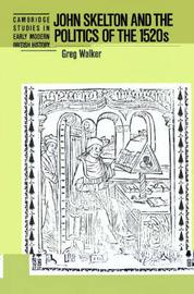 Cambridge Studies in Early Modern British History by Greg Walker