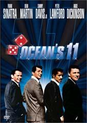 Ocean's 11 on DVD