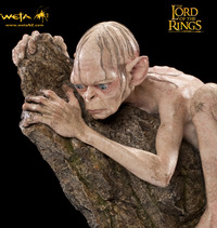 Lord of the Rings Gollum Statue - by Weta image
