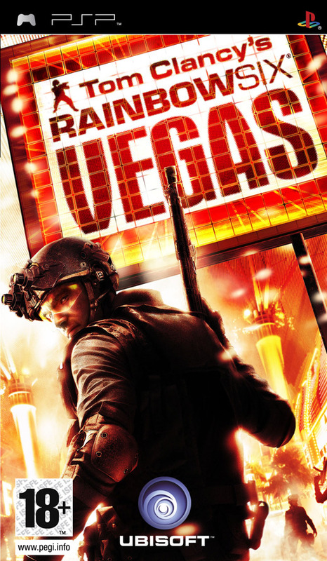 Tom Clancy's Rainbow Six: Vegas (Essentials) for PSP