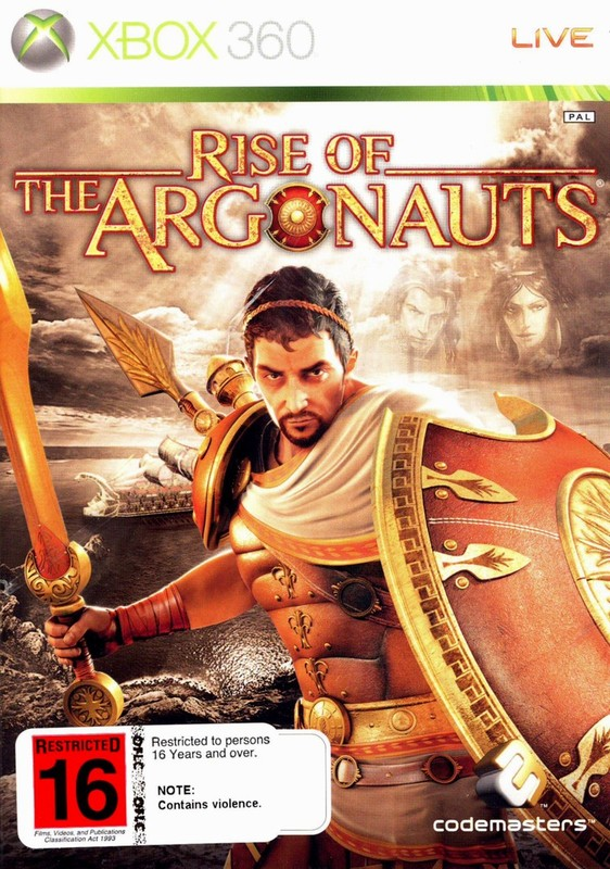 Rise of the Argonauts for Xbox 360
