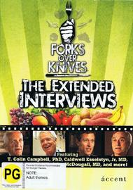 Forks Over Knives - The Extended Interviews on DVD