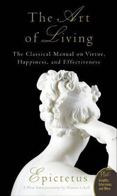 Art of Living by Epictetus image