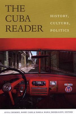 The Cuba Reader image