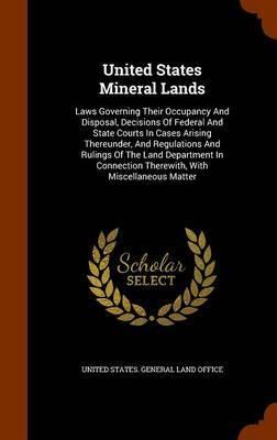 United States Mineral Lands image