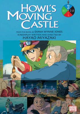 Howl's Moving Castle Film Comic, Vol. 3 by Hayao Miyazaki image