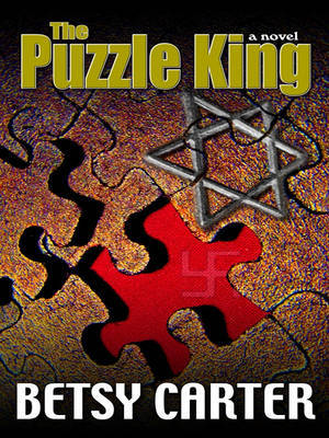 The Puzzle King by Betsy Carter image