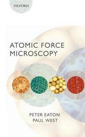 Atomic Force Microscopy by Peter Eaton image