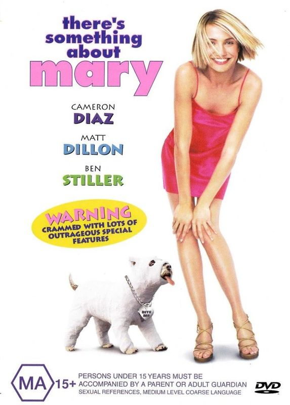 There's Something About Mary (Single Disc) on DVD