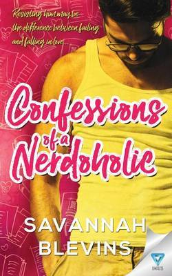 Confession of a Nerdoholic by Savannah Blevins image