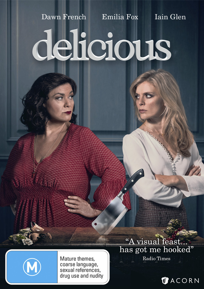 Delicious on DVD image