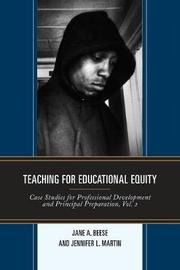 Teaching for Educational Equity by Jane A. Beese image