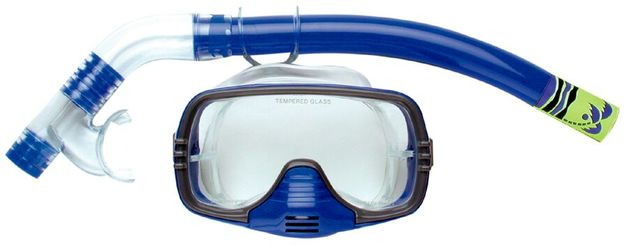 Land And Sea: Stealth Mask And Snorkel