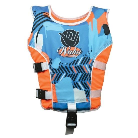 Wahu: Swim Vest Medium (15-25 kg) - Orange