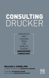 Consulting Drucker by William Cohen
