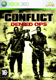 Conflict: Denied Ops for Xbox 360 image