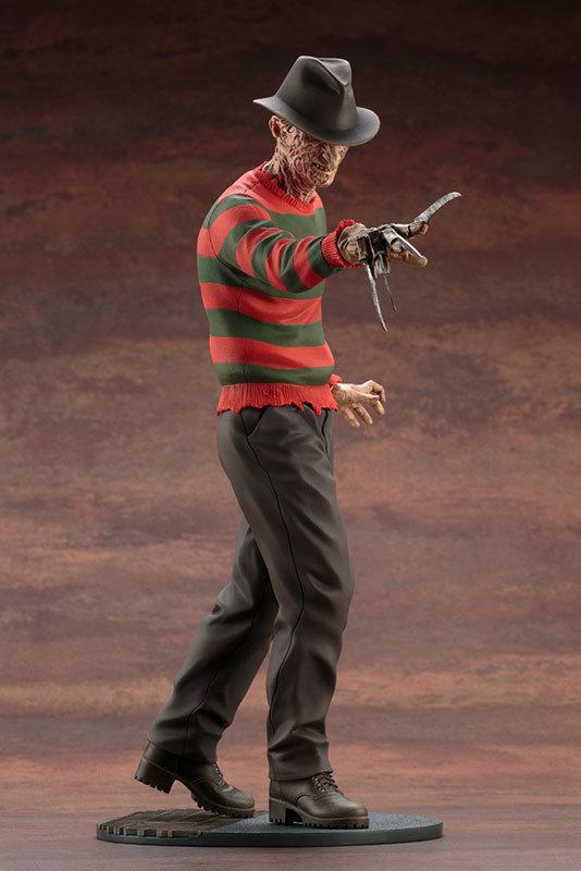 Nightmare on Elm Street: Freddy Kruger (Dream Master Ver.) - 1/6 Scale Artfx Figure image