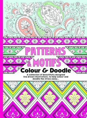 Adult Colouring Patterns & MOT