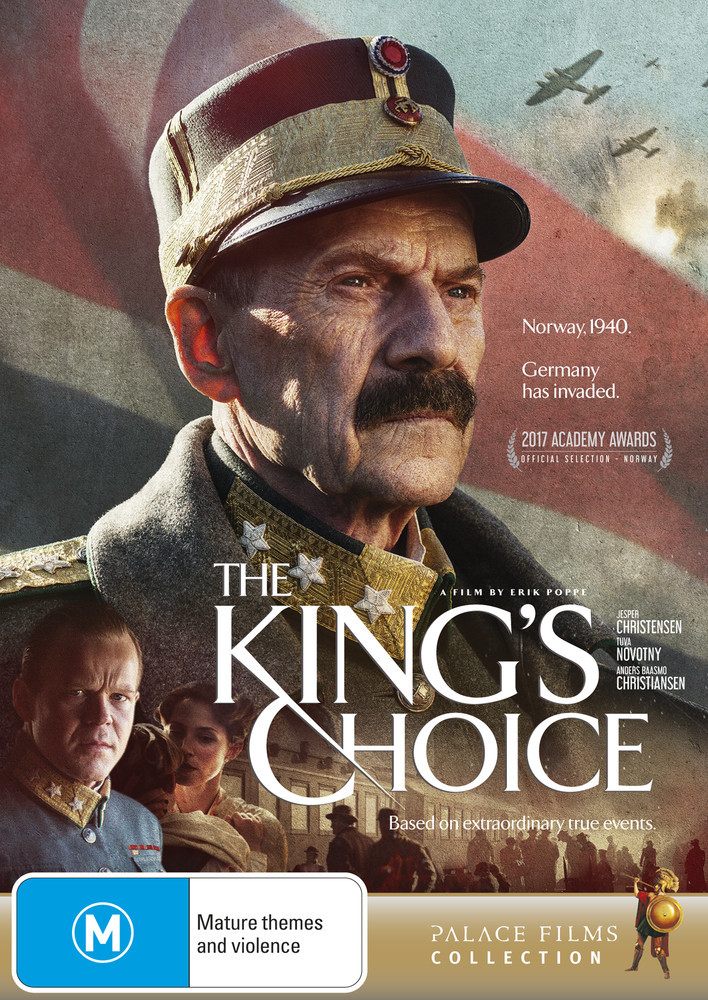 The King's Choice on DVD image
