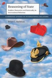 Cambridge Studies in International Relations: Series Number 149 by Brian C. Rathbun