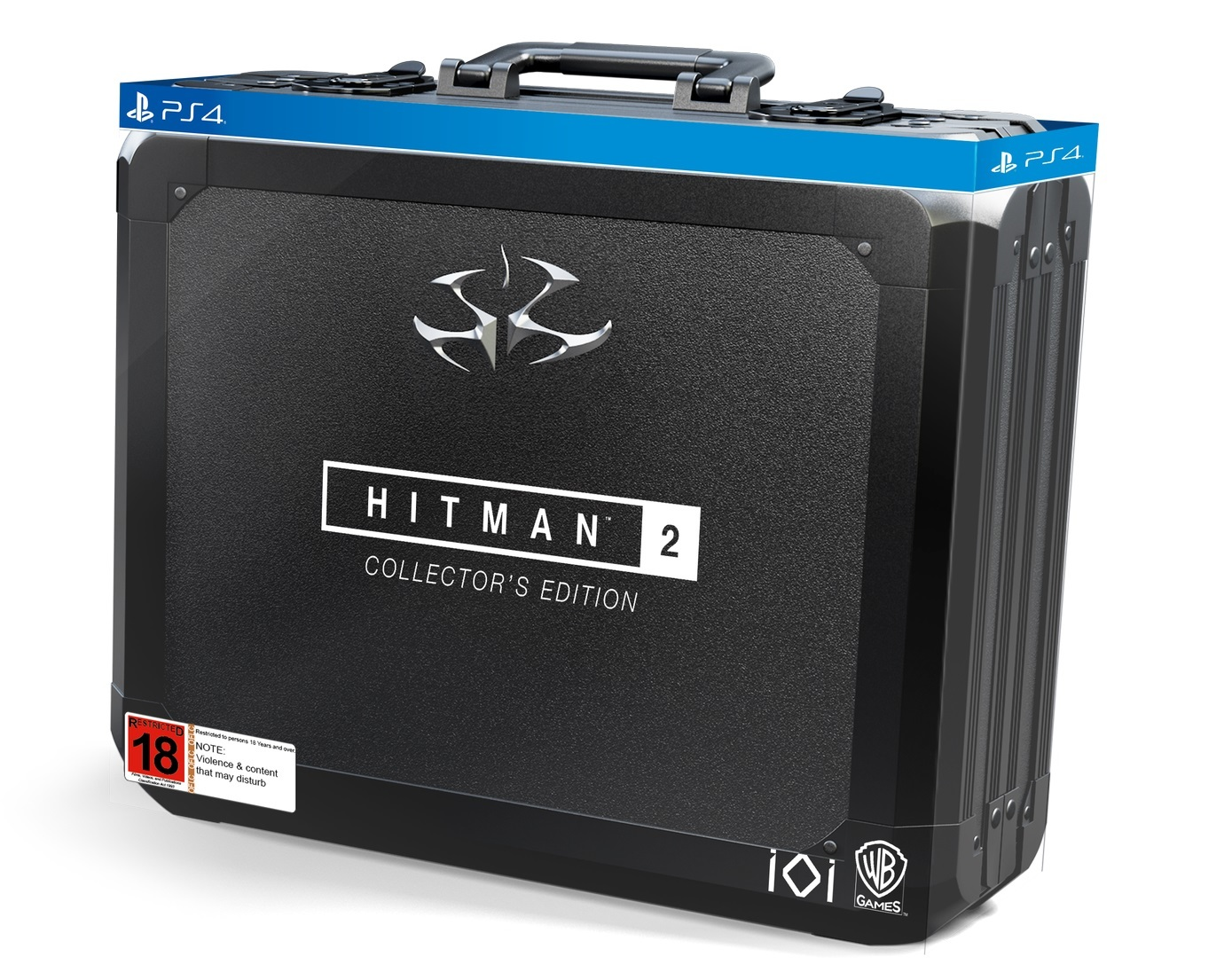 Hitman 2 Collector's Edition for PS4 image
