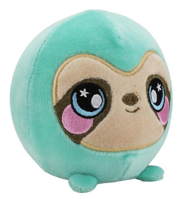 Squeezamals: S2 - Super Squishy Plush (Sloth)