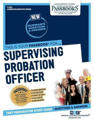 Supervising Probation Officer by National Learning Corporation