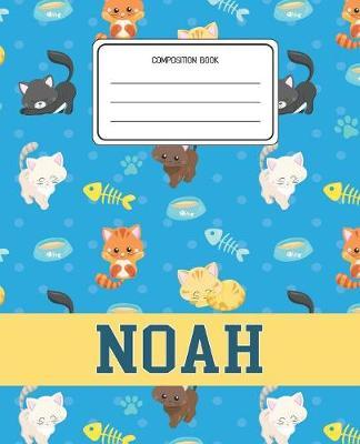 Composition Book Noah by Cats Composition Books image