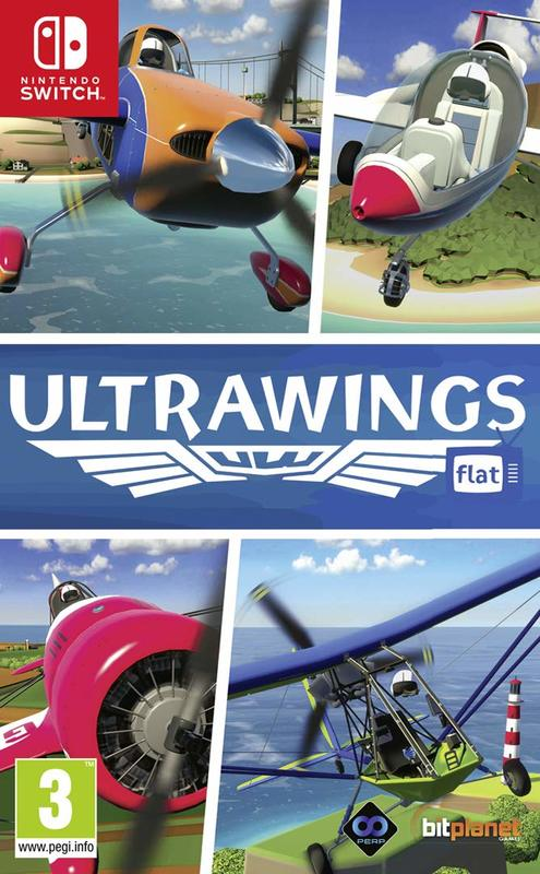 Ultrawings for Switch