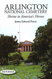 Arlington National Cemetary by James Edward Peters image