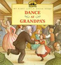 The Dance at Grandpa's by Laura Ingalls Wilder image