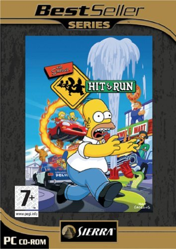 The Simpsons Hit & Run for PC image