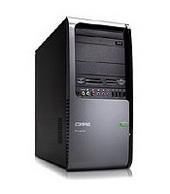 "Hewlett-Packard Presario SR5085AN AMD A64 X2 4600+ 2GB 320GB+17""LC"