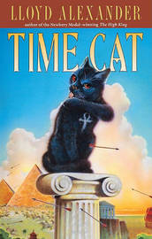 Time Cat: The Remarkable Journeys of Jason and Gareth by Lloyd Alexander image