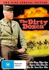 The Dirty Dozen - Special Edition on DVD image