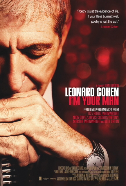 Leonard Cohen - I'm Your Man on