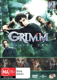 Grimm - Season Two DVD